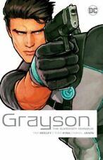 Grayson: The Superspy Omnibus #10795