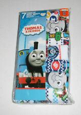 Thomas the Tank Engine Train 7 Cotton Underwear Briefs Boys Toddler Size 2T/3T