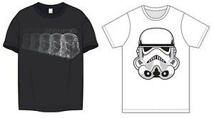 Mens Womens Star Wars Storm Trooper T-shirts Tees