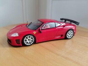 SCX Digital System (1/32) Ferrari 360 GTC Slot Car (Parts/Repair)
