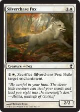 4x 4 x Silverchase Fox x4 Conspiracy Common Mtg Mint Pack Fresh Unplayed