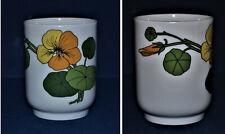 Thomas 5 Kakaobecher Scandic Flowers Kapuzinerkresse Design Baumann + Bengtson