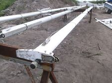 "33 feet 6 inch Aluminum Sailboat Mast ( 4 1/8"" x 6 1/4"" cross section)"