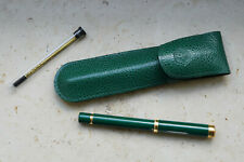 WATERMAN Lady Charlotte Ballpoint pen + Leather pouch - Perfect condition.