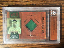 LEFTY GROVE g/u HAT card #16/19 2004 Playoff Prime Cuts Boston Red Sox beckett