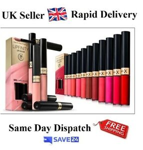 Max Factor Lipfinity Lip Colour 24 Hrs -19 shades- Choose Your Shade - Fast Del