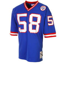 Mitchell & Ness New York Giants #58 Football Jersey New Mens Sizes $250