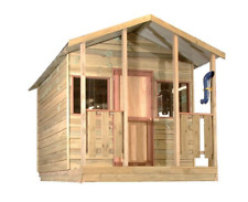 Cubby House - Wooden - BUNK HOUSE - Very popular