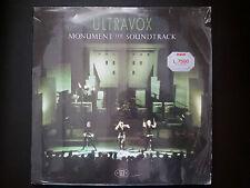 33 giri vinile ULTRAVOX & Midge Ure - Monument the soundtrack - CHRYSALIS 1983