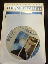 The Mentalist - Season 1, Disc 1 REPLACEMENT DISC (not full season)