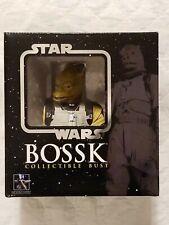 GENTLE GIANT STAR WARS BOSSK MINI BUST BRAND NEW!
