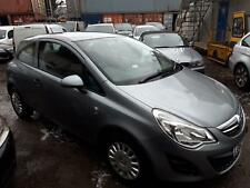 2012 Vauxhall Corsa 1.0i S STARTS+DRIVES SPARES OR REPAIRS