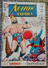 Numbered US Silver Age Superman Comics
