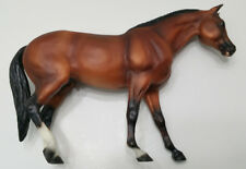 NEW Flawless Breyerfest Special Lark Ascending Metallic Red Only 500 Made RARE