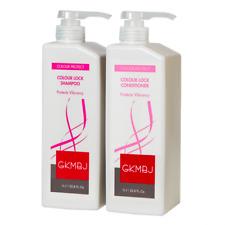 GKMBJ Colour Lock Shampoo & Conditioner 1l Duo