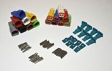 Deutsch DT Compatible AMPhenol AT 8 Color 2-Pin Connector Kit Solid Contacts