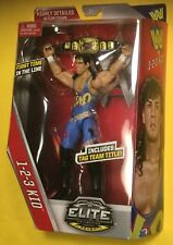 WWE WCW 1-2-3 Kid Action Figure TAG BELT  Elite 41 Wrestling Mattel Sean Waltman