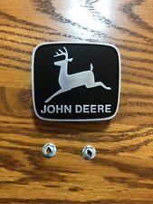 New 116 John Deere Grill Medallion 100,108,111,112L,430,655,755,855,955