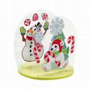 Foamies® Snowman Christmas Craft Kit: 3.5 x 3.84in, 13pc