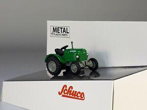 STEYR Diesel Typ 180 Green  H0 - 1/87 - SCHUCO