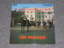 The band of the Blues and Royals-On Parade/RARE 70er RCA LP, no. INTS 1112