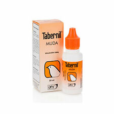 Tabernil Muda 20ml (for a perfect moulting). For cage-birds