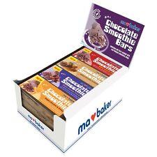 M.A. Baker Caramello, Cioccolato Chip, FRUTTA, Dado, arancione misto BARRE 100g (Pacco da 20)