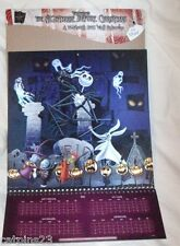 NIGHTMARE 3D Lenticular JACK ZERO Lock Shock Barrel CALENDAR Picture U Frame It!