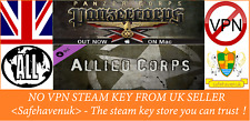 Panzer Corps + Allied Corps DLC Steam key NO VPN Region Free UK Seller