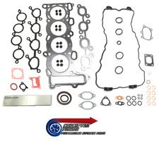Genuine Nissan COMPLETE Engine Gasket Set Kit - For RPS13 180SX SR20DET