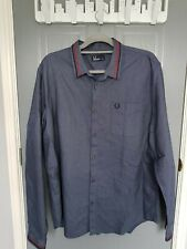 Men's Fred Perry Oxford Shirt size XXL, new with tags