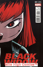 Black Widow (2016 Series) (Marvel) #1 Young Baby Very Fine Comics Book