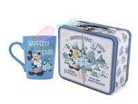 "Funko Lunchbox and Mug Disneyland 65th Anniversary ""Happiest Place On Earth"""
