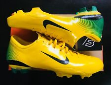 Nike Mercurial Vapor III Samba Brazil R9 Edition UK Size 11 Collectors Item