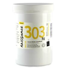Naissance Beurre de Cacao BIO Brut - 500g - 100% pur, naturel, arôme gourmand