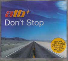 ATB-Dont Stop cd maxi single