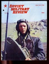 SOVIET MILITARY REVIEW -  SEPTEMBER 1984 ( full English text) well illustrated.