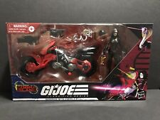 G.I. Joe Classified Series Baroness w/C.O.I.L. Figure + Vehicle Target Exclusive