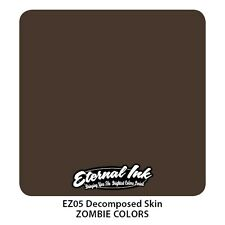 Genuine Eternal Tattoo Ink - Decomposed Skin - Expired But Brand New 2oz (60ml)