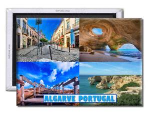Algarve Portugal - Souvenir Fridge Magnet