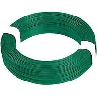 Sidex 1 kg di filo ferro per tensione in acciaio zincato plastificato 2,7 mm