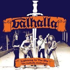 VALHALLA (UK) - Lightning In The Sky / The VALHALLA Anthology (NEW*LIM500*NWOBHM
