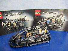 LEGO 42002 Technic Luftkissenboot 2 x Bauanleitung  ( 9784 )