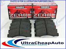 DISC BRAKE PADS FRONT X 2 SETS - MITSUBISHI PAJERO NA NB NC SCORPION#DB170