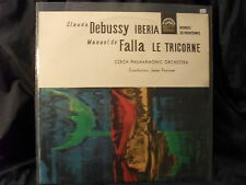 Debussy - Iberia/Falla - Le Tricorne / Fournet/Czech PO