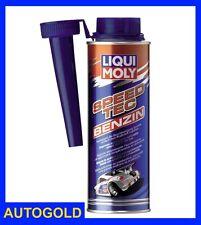 LIQUI MOLY Additivo Alte Prestazioni BENZINA Speed Tec Petrol professionale 3720