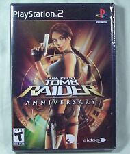 Tomb Raider Anniversary Ps2 new sealed
