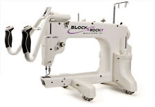 Block RockiT 15 Inch Mid-Arm Machine Quilter by KathyQuilts & Grace Company