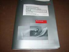 Werkstatthandbuch Audi Cabrio Typ 89 Automatikgetriebe