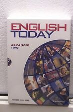 ENGLISH TODAY N° 19 - ADVANCED TWO - CORRIERE SERA DVD NUOVO SIGILLATO